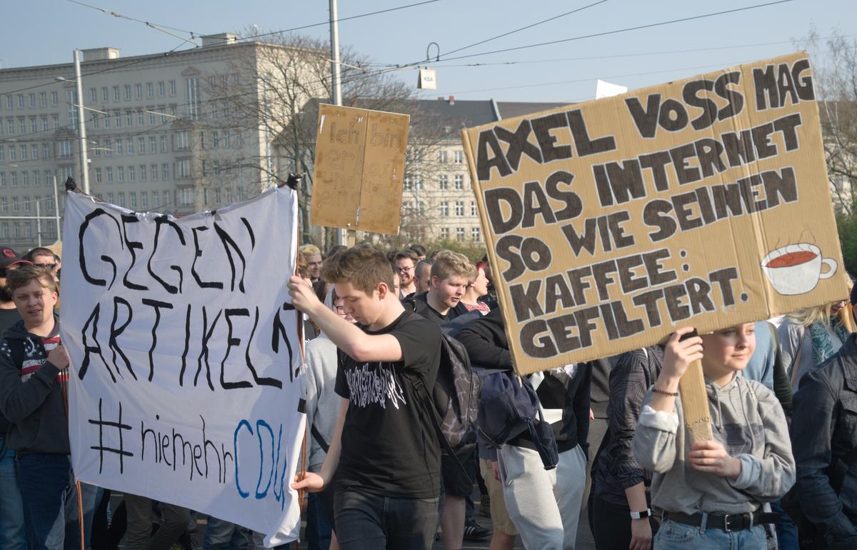 Leipzig demo gg art13 29